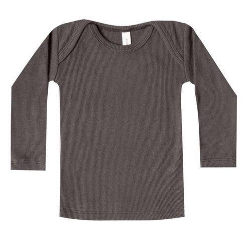 Quincy Mae organic long sleeve baby boy shirt