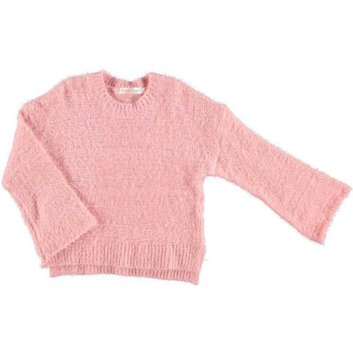 Ragdolls and Rockets pink tween girl sweater