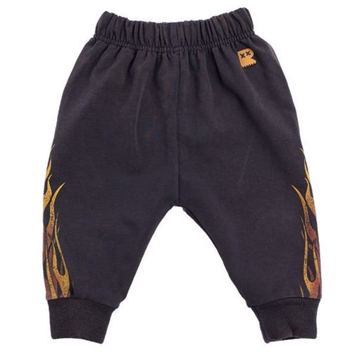 Rock your baby flame baby boy joggers