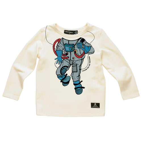 Rock your kid moon walker long sleeve boys t shirt