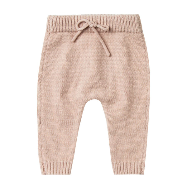 Rylee and Cru Baby Girls Pants in Rose Gable Pant for Babies Girls