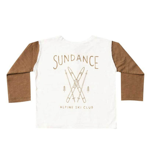Rylee and Cru sundance boys henley t shirt
