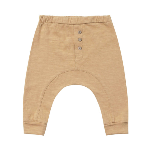 Rylee and cru honey slub knit baby pants