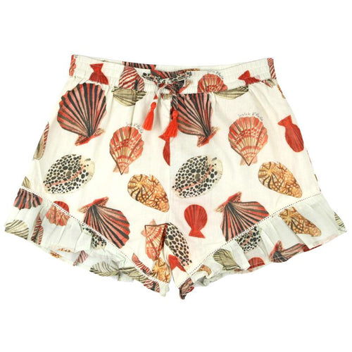 Scotch R'Belle Shell Ruffle Girls Shorts