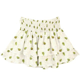 Skemo Grey Dots Avocado Girls Skirt