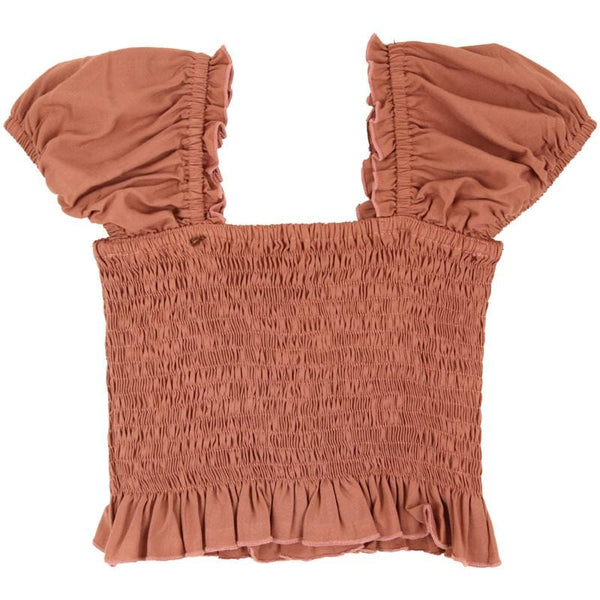 Skemo Dusty Pink Naomi Girls Top