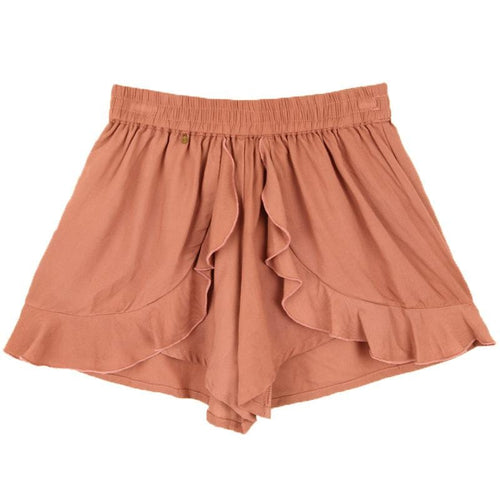 Skemo Dusty Pink Girls Shorts