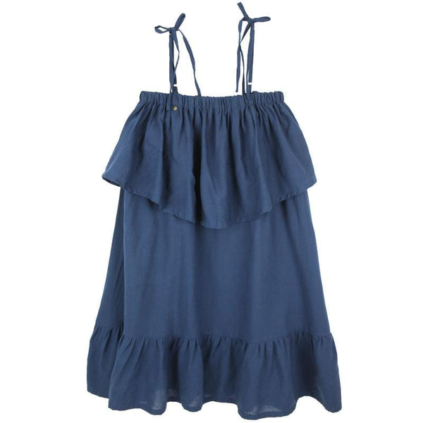 Skemo Indigo Mini Girls Dress