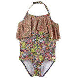 Tropical Swimsuit with Ruffle by Scotch R'Belle (Preorder) - Little Skye Children's Boutique