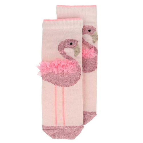 Meri Meri Flamingo Socks