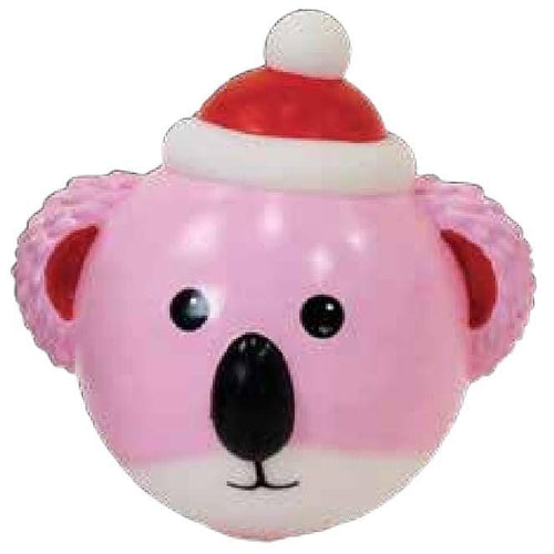 iScream Koala Santa Holiday Stress Ball