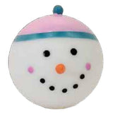 iScream Snowman Holiday Stress Ball