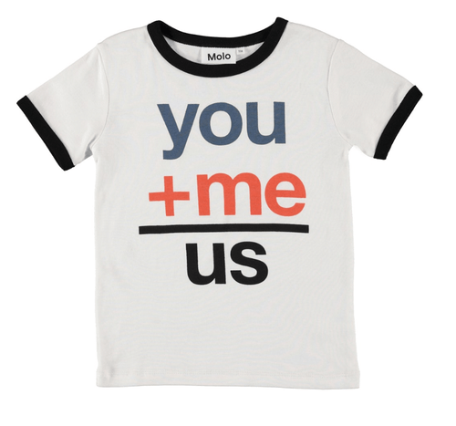 You + Me Radi Tee by Molo