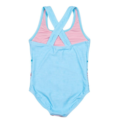 Rock Your Baby Little Mermaids One Piece Swimsuit - Little Skye Children's Boutique