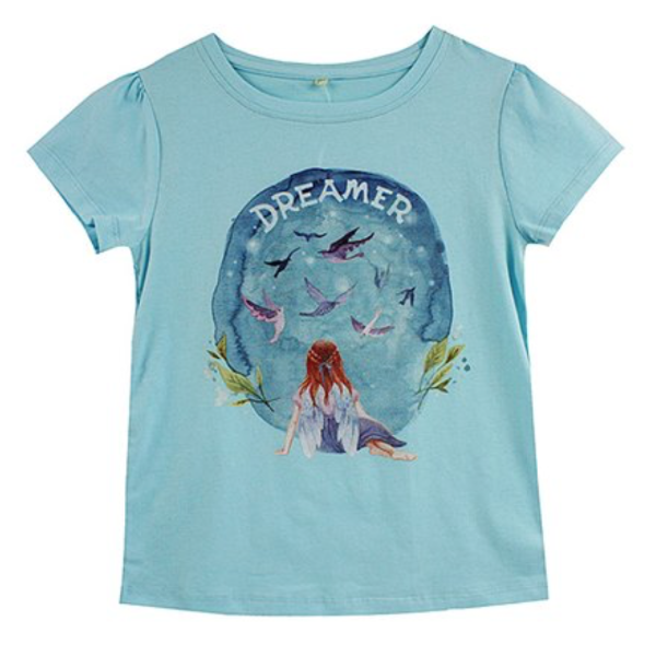 Little Skye Dreamer Tee - Little Skye Children's Boutique