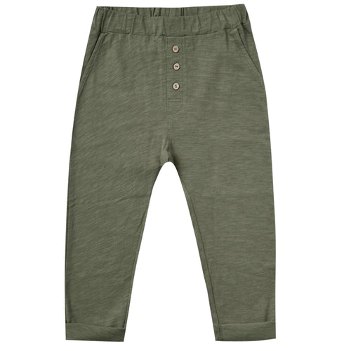 Rylee and cru green boys jogger pants