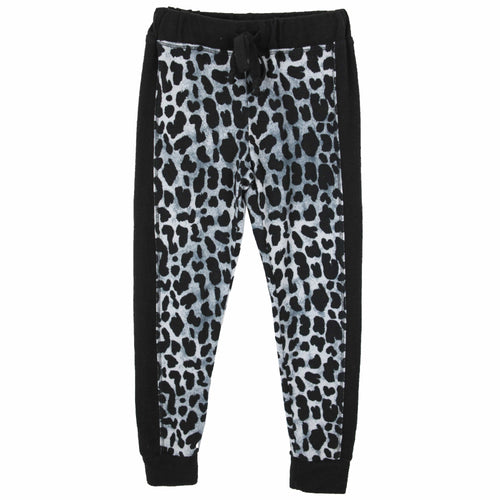 Cheetah print tween and girl sweatpants by T2Love