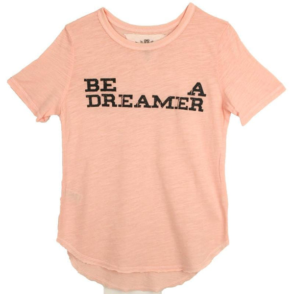 T2Love tween girl dreamer graphic tee