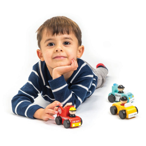 Tenderleaf toys wooden toy cars