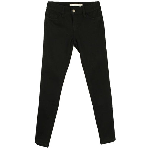 Tractr black tween girl jeans