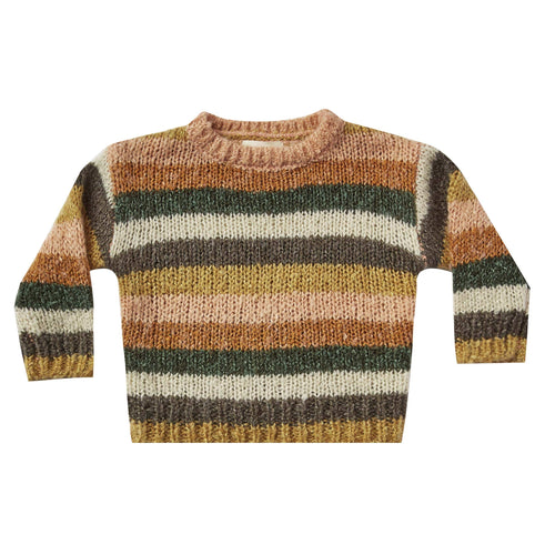 Rylee and Cru Stripe Aspen Sweater