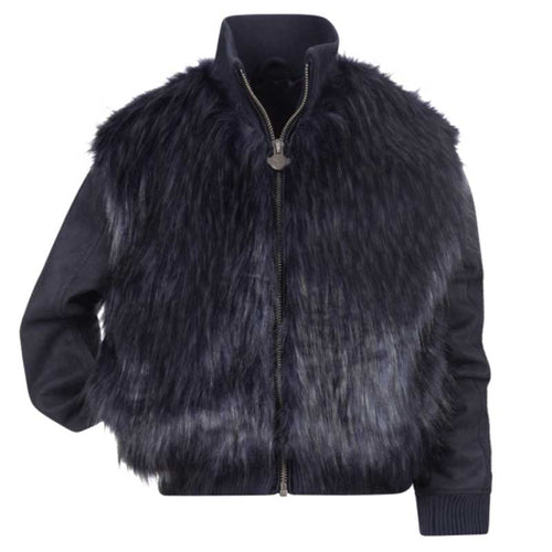 Appaman Zoe Faux Fur Girls Jacket