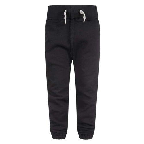 Appaman Black Jogger Sweatpants