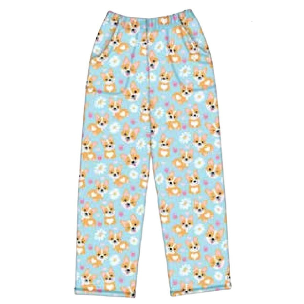 iScream Corgie Plush Girls Pants
