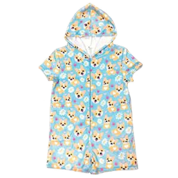 iScream Corgie Plush Romper