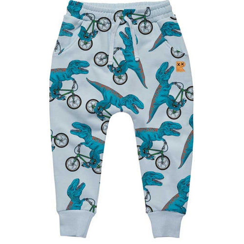 Rock Your Kid Dino Bike Track Pants