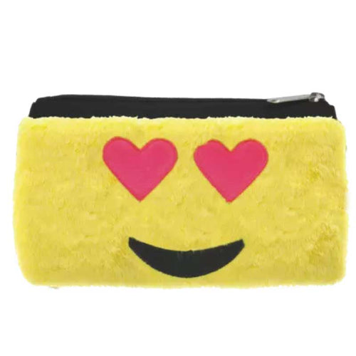 iScream Furry Emoji Pencil Case