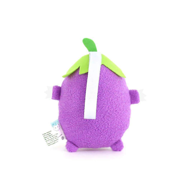 Noodoll eggplant mini stuffed animal plush toy for babies