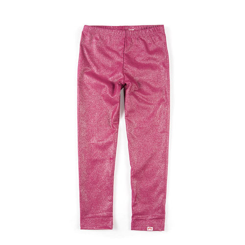 Appaman Metallic Pink Leggings for Girls