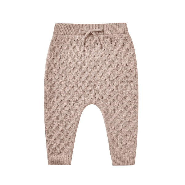 Rylee and Cru Oat Gable Baby Pants