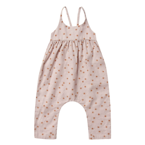 Rylee and cru pink sunshine baby girl romper
