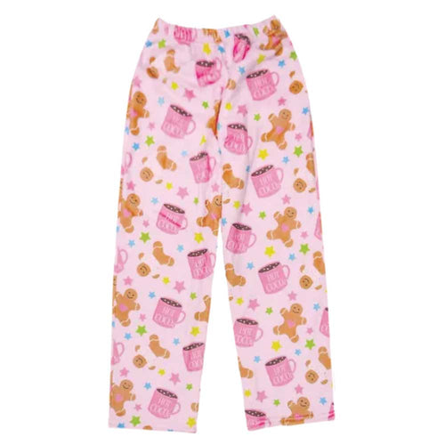 iScream Gingerbread Plush Pants