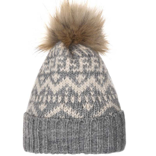 Appaman Grey Bedford Beanie