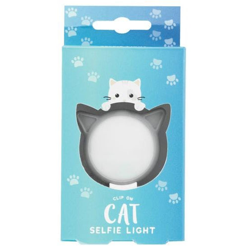 iScream cat selfie light clip on for phone and iPhone