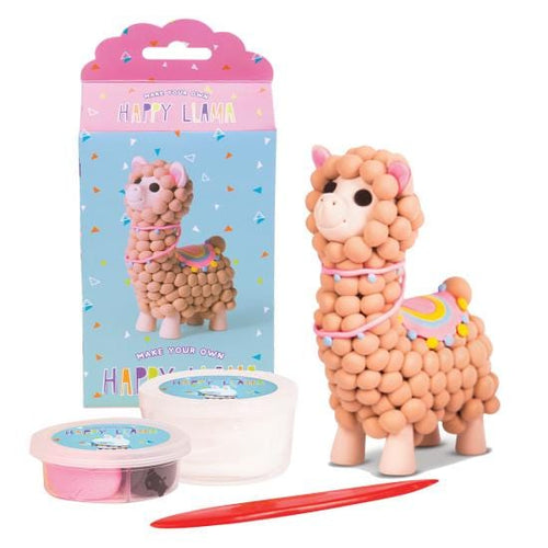 DIY KIT Make Your Own Llama by iScream