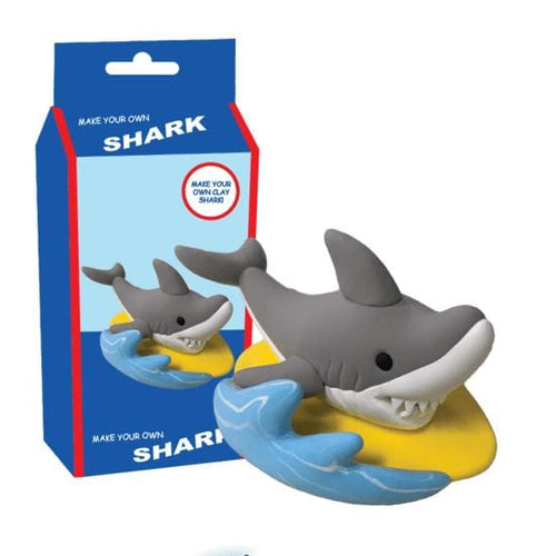 DIY Kit Make Your Own Shark by iScream