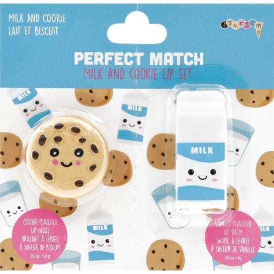 Milk and Cookies Lip Balm Set by iScream