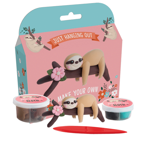 Image of Make Your Own Sloth DIY Kit