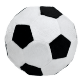 Soccer ball squishy pillow by iScream