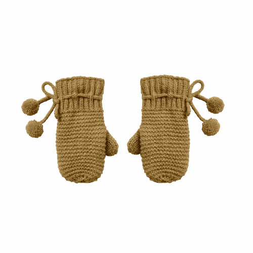 Rylee and cru mustard kids mittens