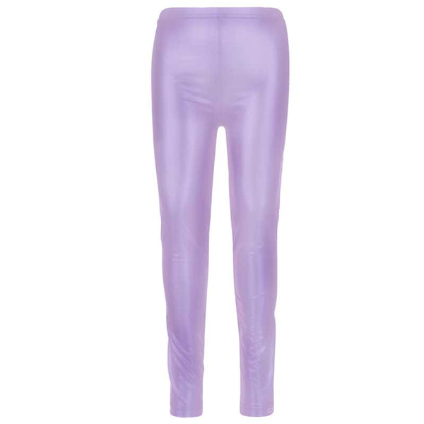 Appaman Lavender Suede Girls Leggings