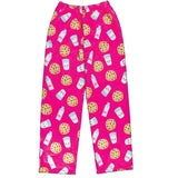 iScream Milk and Cookies Plush Pants