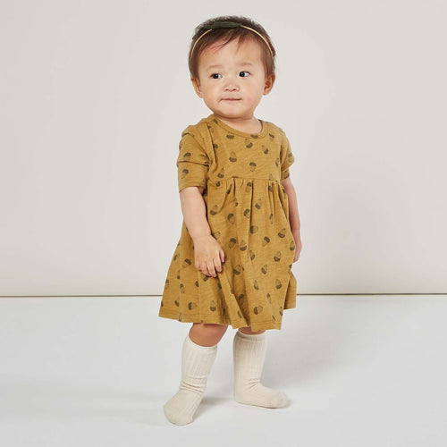 Rylee and Cru Acorn Finn Girls Dress