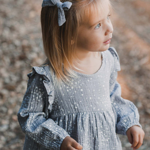 Rylee and Cru Moondust Piper Baby Blouse