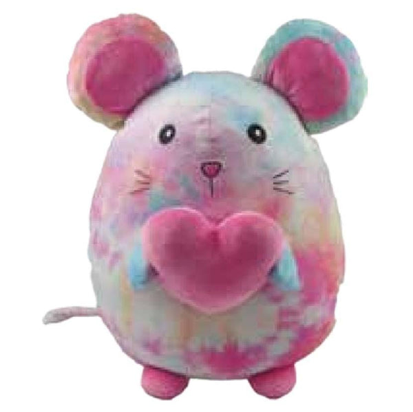 iScream Tie Dye Mouse Plush