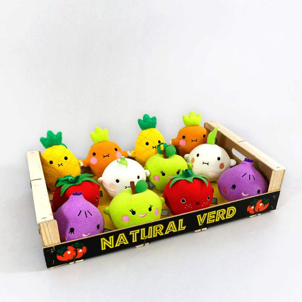 Noodoll tomato mini stuffed animal plush toy for infants